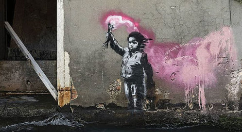 10 of the best of Banksy