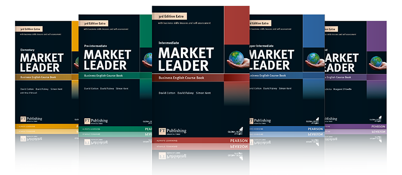 Market leader book covers