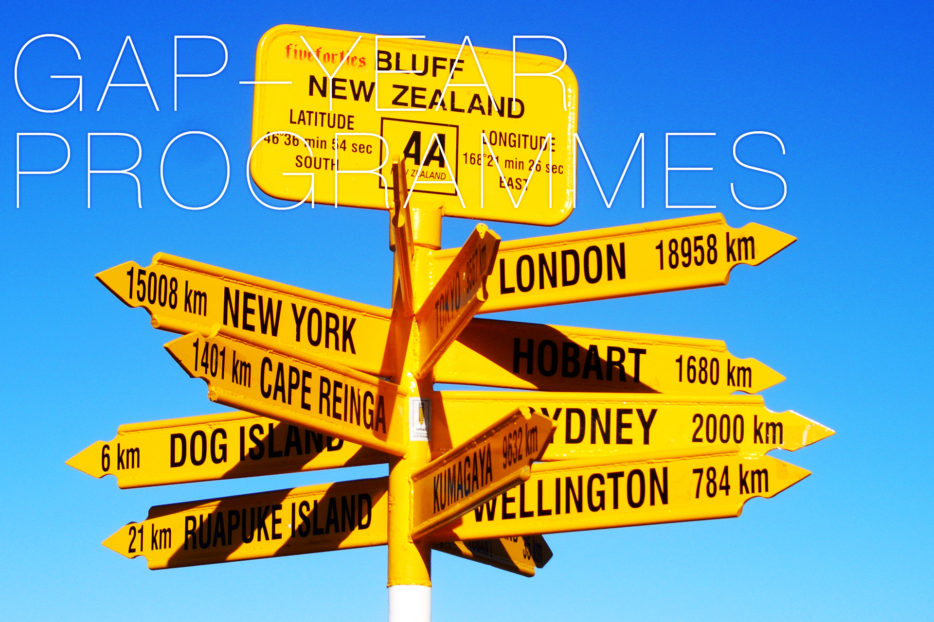 Work, travel and study English in Australia or New Zealand