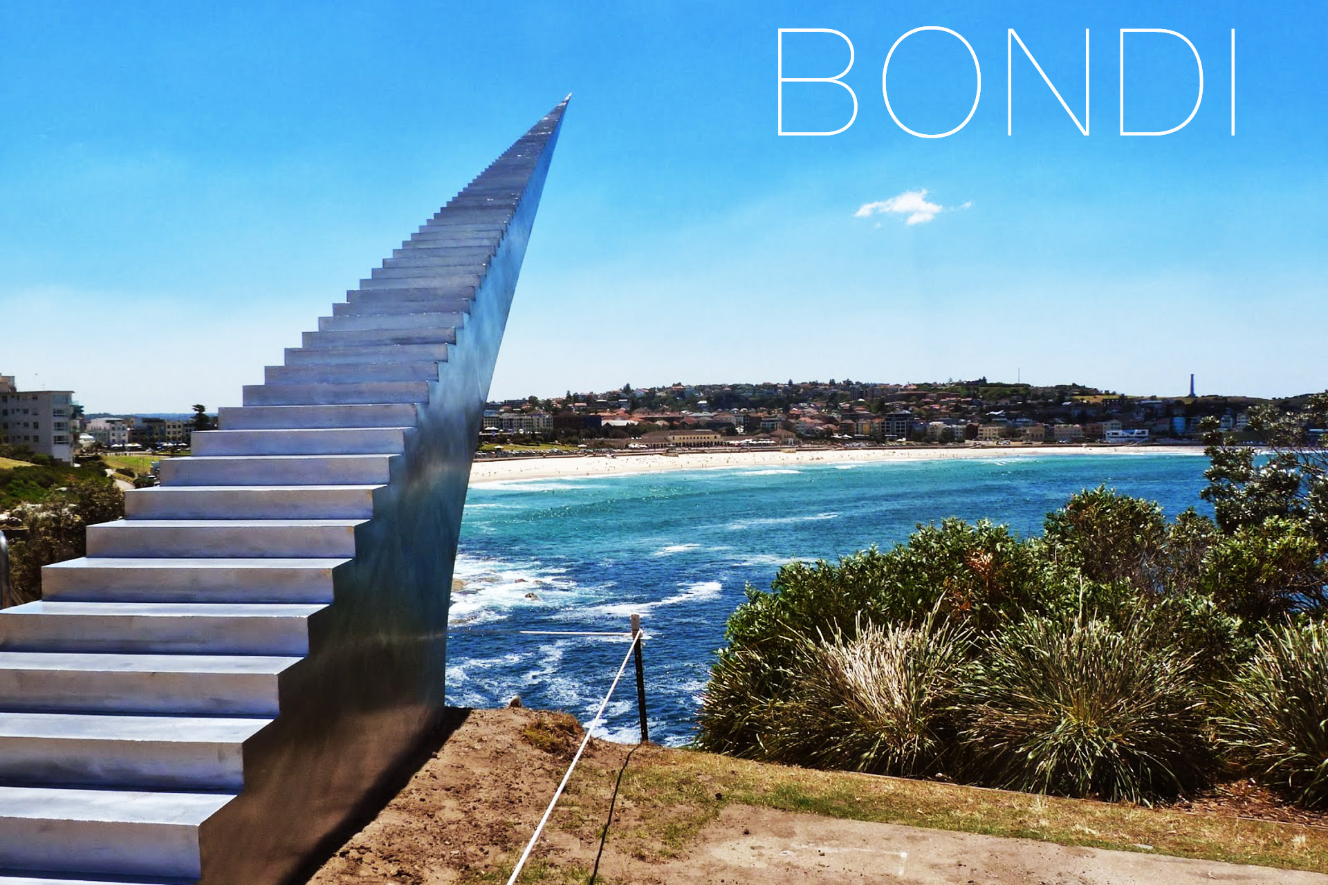 For Anyone Who Has Been To Sydney Bondi Means Beach Sand And Surf Yep It Good Times Many Backpackers Millionaires Surfers