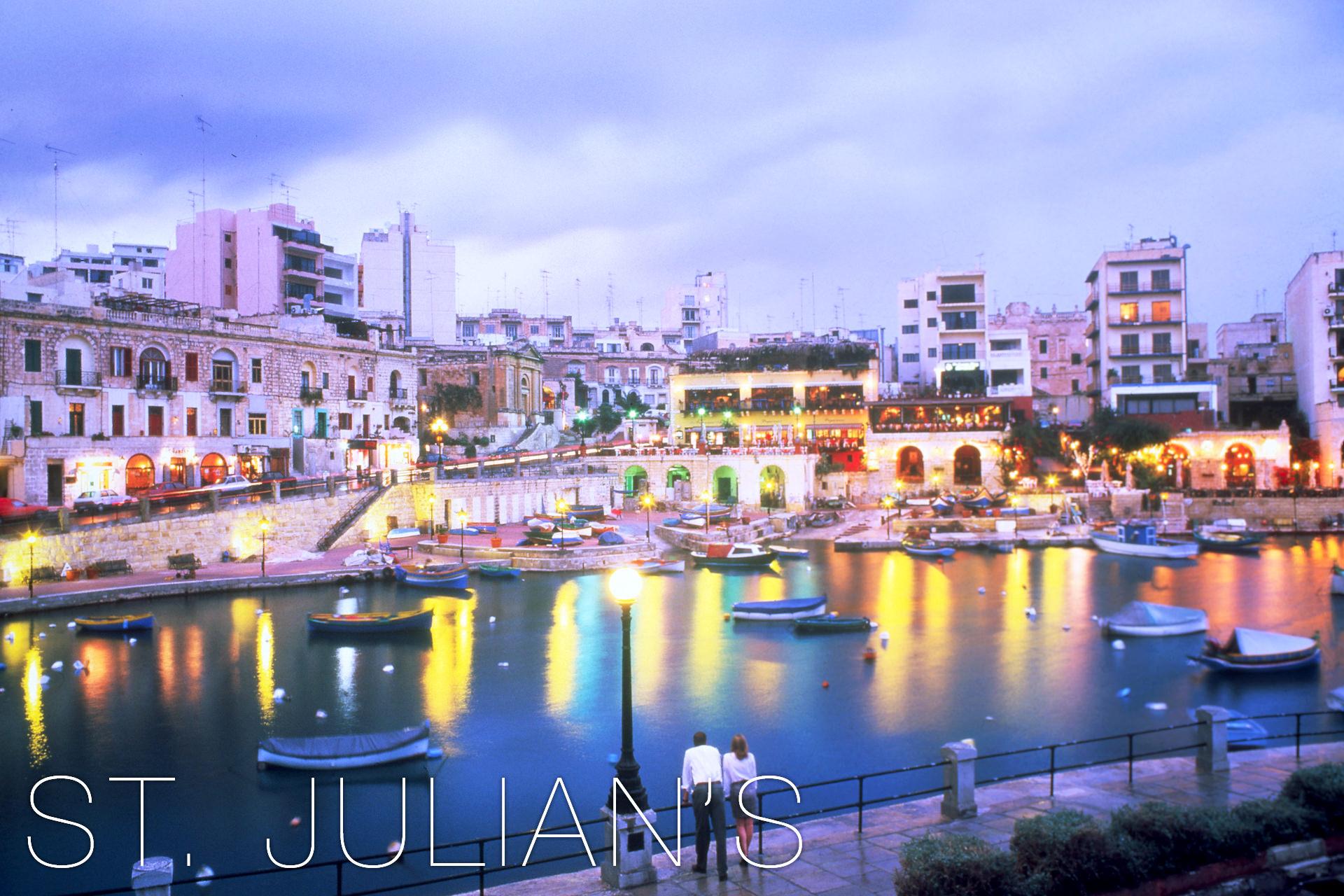 English courses in St Julian's (Malta)