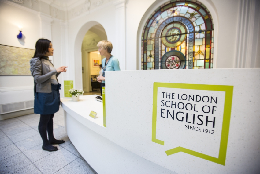 london school of english 850