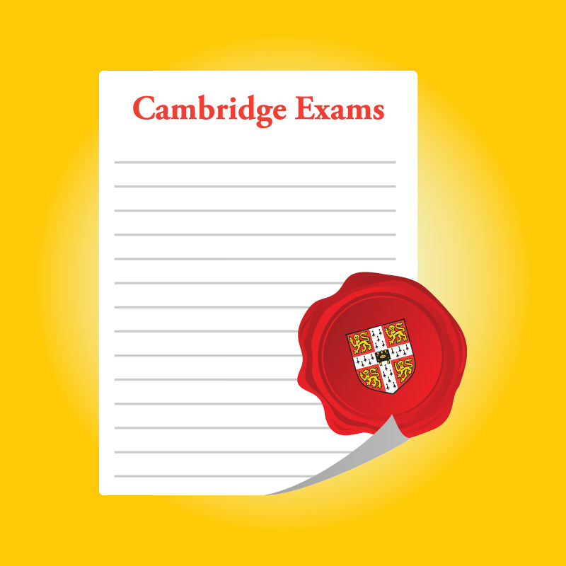 Do the Cambridge Exams