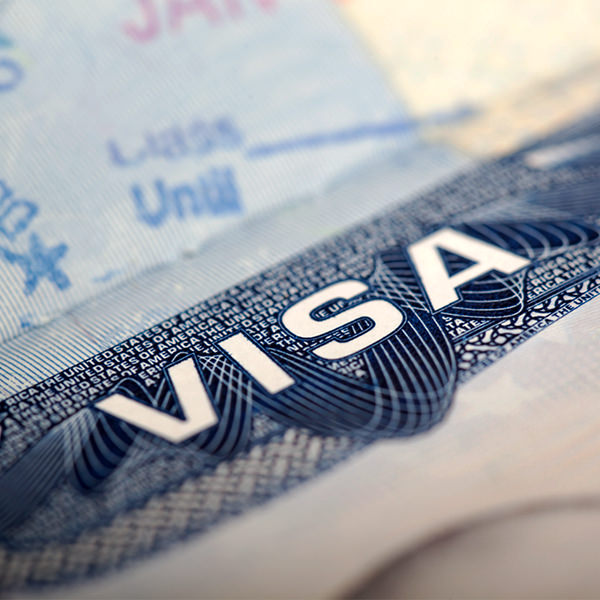 Visas and travel